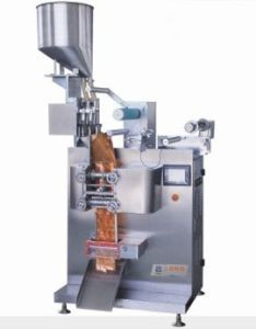 Dxds-K350e Granule Packing Machine (4 Side Sealing & Double Line) pictures & photos