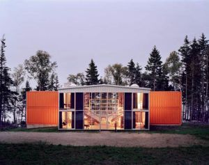 Shipping Container Prefab Luxury Container House pictures & photos