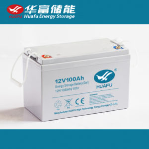 12V 100ah UPS Valve Regulated Battery pictures & photos