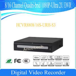 Dahua 16 Channel Quadri-Brid 1080P-Ultra 2u Video Recorder (HCVR8816S-URH-S3) pictures & photos