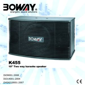Southeast Asia/Europe Best Selling Karaokespeaker (K-455) pictures & photos
