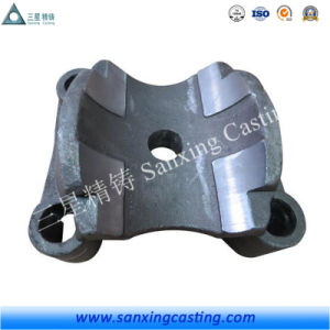 China Custom Carbon Steel Casting for Auto Parts pictures & photos