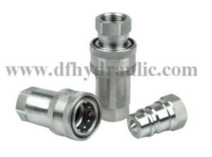 S1-Ss Close Type Hydraulic Ss Quick Coupling pictures & photos