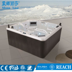 Luxury and Romantic Hot Whirlpool SPA (M-3349) pictures & photos