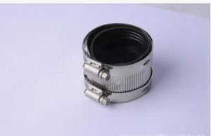 Heavy Duty Type a Pipe Coupling/Rubber Clamp/Hose Clamp pictures & photos