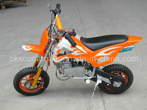 Cool 49cc Mini Dirt Bike Pit Bike 50cc Kids (YC-7001) pictures & photos