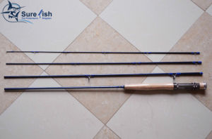 10FT Im12 Carbon Fiber Fly Fishing Rod pictures & photos