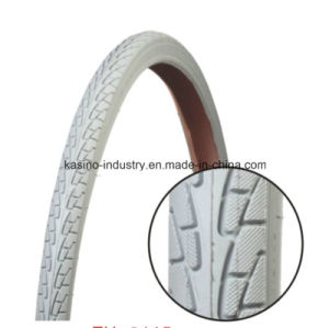 High Quality Color Road Bicycle Tire/Tyre 24X13/8, 26X13/8 pictures & photos