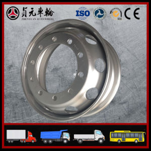 Truck/Trailer/Bus OEM Factory Steel Wheel Rims (8.5-24, 22.5*9.00, 22.5X8.25/11.75, 8.00V-20) pictures & photos
