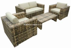 Rattan Sofa Set ,Livingroom Rattan Sofa ,PE Rattan Sofa (KY802)