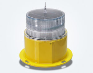 Solar Powered Tower Aviation Obstruction Light (PL10)