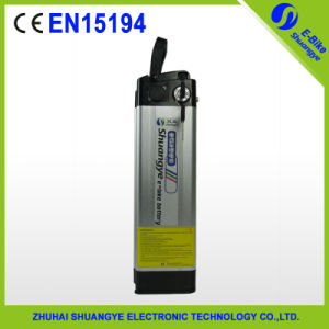 36V 10ah Lithium Electric Bike Battery pictures & photos