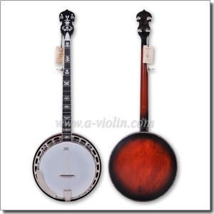 High Quality Planetary Tuner 5 String Banjo (ABO245HH-2) pictures & photos