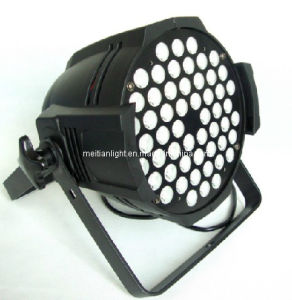 54PCS 3W RGBW LED PAR Can with Zoom (MT-N0.33)