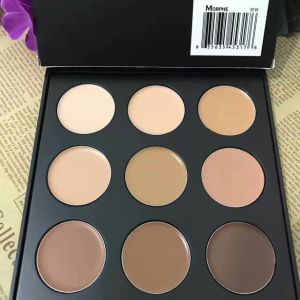 9 Color Round/ Square Two Styles Super Hot Selling Morphe Highlight Concealer Palette pictures & photos