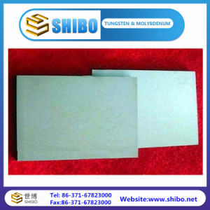 Cold Rolled Hot Rolled Molybdenum Sheets for Heating Element pictures & photos