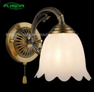 European Style Indoor Wall Light & Wall Lamp with Glass pictures & photos