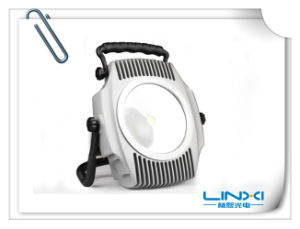 AC/DC 40W Rechargeable and Dimmable LED Work Lamp IP54