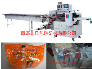 Automatic 5 Bags in 1 Instant Noodle Flow Packing/ Packaging Machine pictures & photos