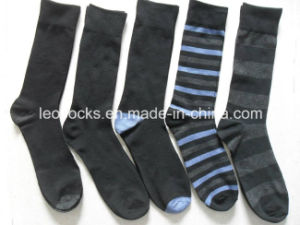Men Fashion Cheapest 5pack Wholesale Socks pictures & photos