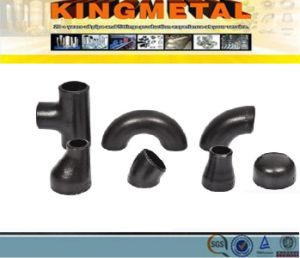 Butt Welded Carbon Steel Pipe Fittings pictures & photos