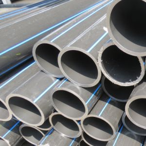 PE Water Supply Pipe Made in China with Good Price pictures & photos