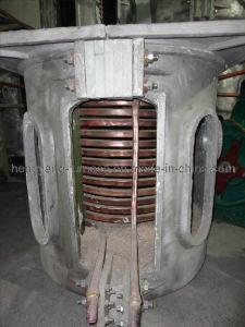 Coreless Melting Furnace for Iron, Aluminum, Copper (GW-350KG) pictures & photos