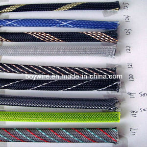 Cable Protection Pet Expandable Braided Sleeving pictures & photos