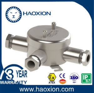 Stainless Steel Cable Terminales Junction Box with Atex pictures & photos