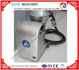 Sales Service Provided Wall Spray Paint Machine pictures & photos
