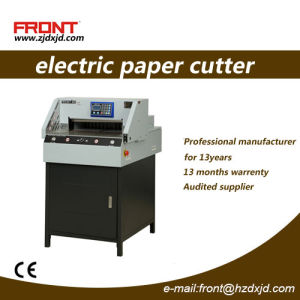 Ce SGS Electric 490mm Paper Cutting Machine E490r pictures & photos