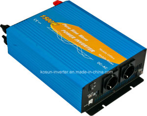 New Model 12V 110V off Grid 1500W Power Inverters pictures & photos