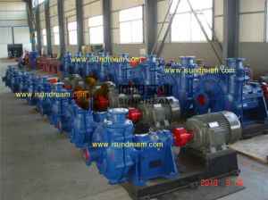 Mining Slurry Pump for Gold Mine pictures & photos