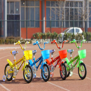 12/14/16 Inches 4 Wheel Kids Bicycle pictures & photos