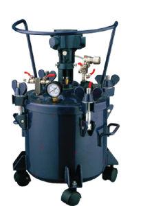 Paint Tank &Penumatic Diaphragm Pump PT-4 pictures & photos