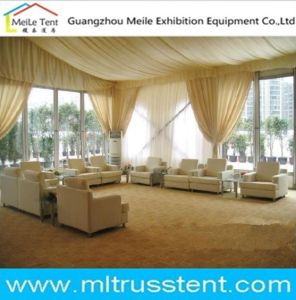 Well-Decorated Glass Wall Big Event Marquee for Meeting Room (ML096) pictures & photos