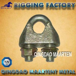 Casting DIN1142 Malleable Wire Rope Clip pictures & photos