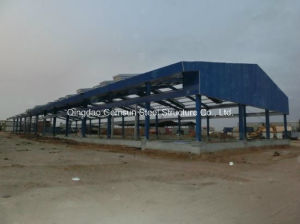 Wold-Class Steel Structure for Building &Construction (SL-0061) pictures & photos