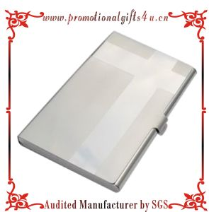 Metal Name Card Holder (CX-CH-027)