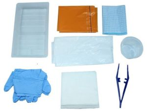 Dressing Pack with Disposable Sterile Surgical Wound Dressing Machine pictures & photos
