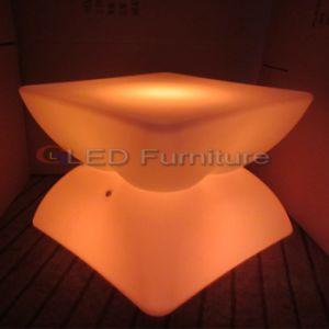 Event Furniture Rental LED Bar Table