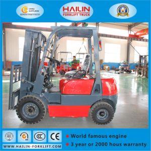 Diesel Forklift (ISUZU engine, 2.0Ton) pictures & photos