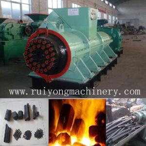 Briquette Rod Extrusion Machinery/Briquette Charcoal Rod Machine pictures & photos
