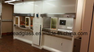 Zf7 X-ray Shielding Lead Glass pictures & photos