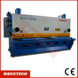 Metal Plate Hydraulic Cutting Machine pictures & photos