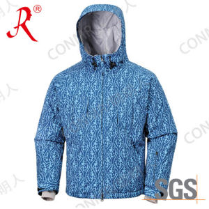 Classic Outdoor Ski Jacket for Winter (QF-624) pictures & photos