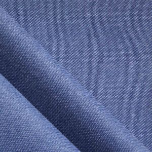 Denim-Like 600d Oxford PVC/PU Polyester Fabric pictures & photos