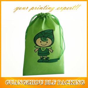 Non Woven Drawstring Bag (BLF-NB034) pictures & photos