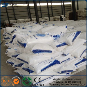 99.7% Min White Pigment Zinc Oxide with High Quality pictures & photos