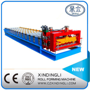 Popular Design Ibr Metal Sheet Roof Panel Roll Forming Machine pictures & photos